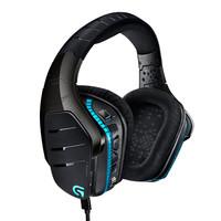 罗技G633 RGB 7.1环绕声游戏耳机麦克风 电脑电竞耳机耳麦头戴式吃鸡耳机 G633