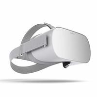 仅限Prime会员!新款 Oculus Go 无线VR头戴式显示器,64GB款
