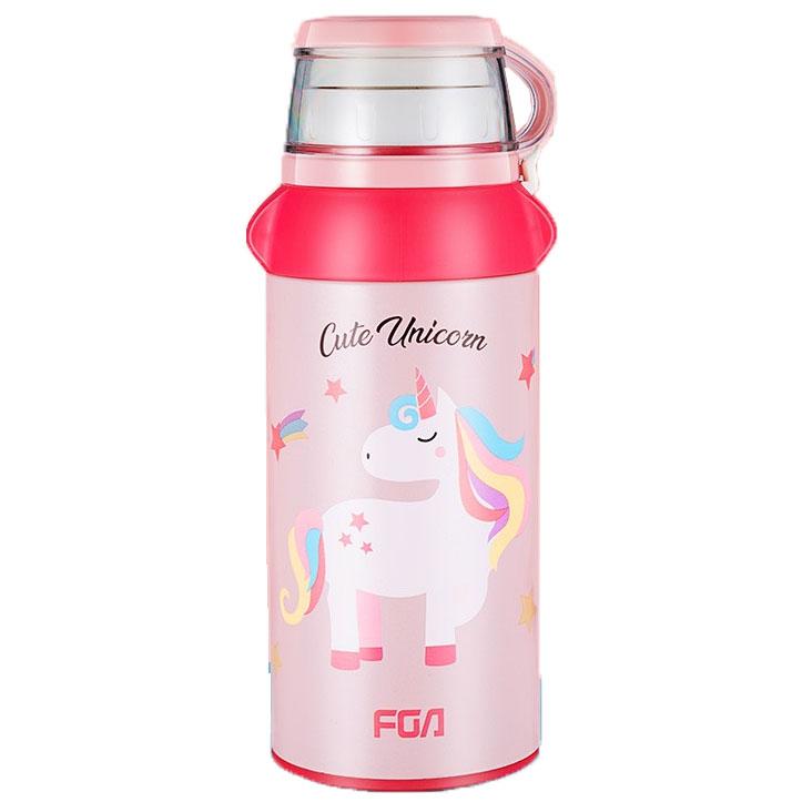 富光 DCZ181005-580 316不锈钢保温杯 580ml 粉色
