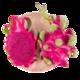 金翁山 越南红心火龙果 12粒 4斤装 22.8元包邮(双重优惠)