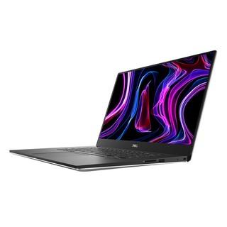 戴尔DELL XPS15-7590 15.6英寸英特尔酷睿i7创意设计笔记本电脑(i7-9750H 16G 1TSSD GTX1650 2年先智)银