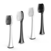 yahushi 牙护士 牙刷头 适用于霍尼韦尔Honeywell (白色、 2支)