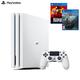 SONY 索尼 PlayStation4 Pro(PS4 Pro)游戏主机 国行 + 《荒野大镖客2》《战神4》 2849元包邮