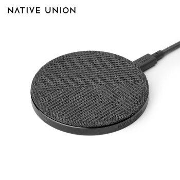 Native Union 快充版Qi金属无线充电器