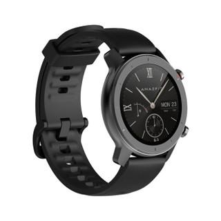 AMAZFIT 华米 GTR 智能手表 星空黑 42mm