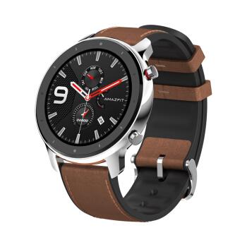 AMAZFIT 华米 GTR 智能手表 47mm 不锈钢版