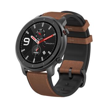 AMAZFIT 华米 GTR 智能手表 铝合金版 47mm