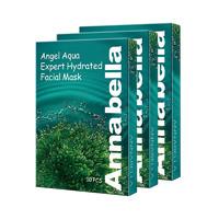 Annabella 安娜贝拉 深海矿物海藻面膜 10片*3盒