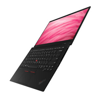 ThinkPad X1 Carbon 2019(0NCD) 14英寸笔记本电脑(i7-8565U、8GB、512GB、2K、4G)
