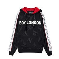 19日0点 : BOY LONDON B181NB203102 情侣款字母印花卫衣