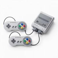 Nintendo 任天堂 Super Famicom 超级任天堂 复古迷你游戏主机