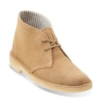 全球PrimeDay、限尺码:Clarks Originals Desert Boot 女士沙漠靴