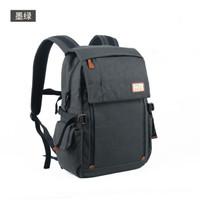 双肩帆布摄影包 单反专业防盗相机包休闲数码包