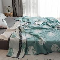 素风家纺 六层棉纱夏季空调毛巾被 150*200cm 约1.5kg