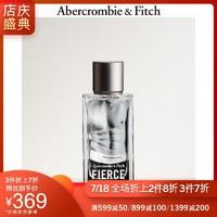 Abercrombie&Fitch 裸男Fierce古龙水50ml *3件