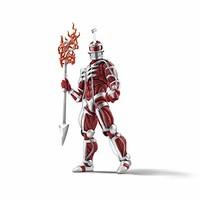 Hasbro 孩之宝 Power Rangers 闪电系列 Lord Zedd 乍德爵士 6英寸人物模型 *2件
