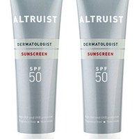 Altruist Dermatologist 防晒霜 SPF5 100ml*2 *4件
