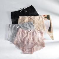 TINCOCO T72799 女士蕾丝花边内裤 3条装