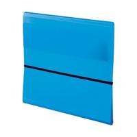 Lihit LAB. AQUA DROPS 简易索引文件夹A4  蓝色