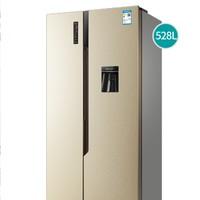 Hisense 海信 BCD-528WFK1DPLQ 528升 对开门冰箱