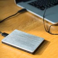 希捷(Seagate)Backup Plus睿品(升级版)2T 2.5英寸 USB3.0移动硬盘 钛金灰