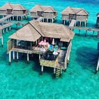 值友专享:全国多地-马尔代夫JA玛娜法鲁岛7天5晚自由行(2晚沙屋+2晚水屋+早晚餐)