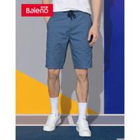 Baleno班尼路 88810021 抽绳休闲短裤