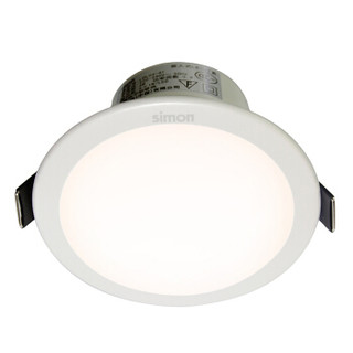 SIMON 西蒙 LED筒灯 4W 中性光