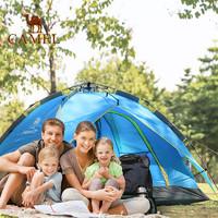 骆驼   A5W3H8101  全自动户外防雨帐篷