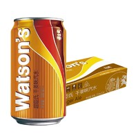 Watsons 屈臣氏 干姜味汽水 330ml*24罐 *2件