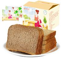 西瓜味的童话 黑麦全麦面包 500g