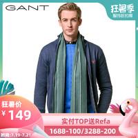 GANT/甘特春秋男士立领毛衣棉针织保暖外套83084
