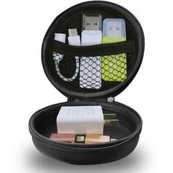 凡亚比 耳机/数码配件收纳盒 直径8cm*高3cm