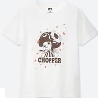 优衣库 儿童 (UT) ONE PIECE短袖T恤 419610