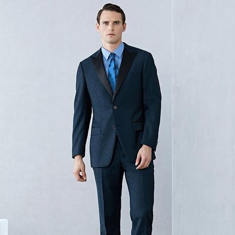 VICUTU 威可多  VBS15112241 男士套装西服上装