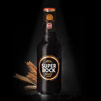 SuperBock 超级波克 黑啤/黄啤 250ml*6瓶 *4件