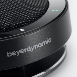beyerdynamic 拜亚动力 Phonum 风乐 无线蓝牙话筒扬声器 黑色