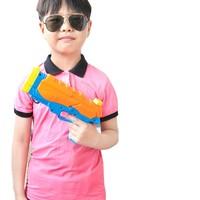 玩具先生 儿童水枪 突击手枪款 2色可选