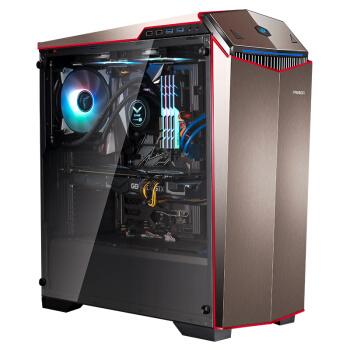 IPASON 攀升 H66 组装台式机(i7-9700K、8GB、256GB、GTX1660Ti)