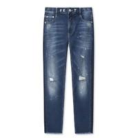 GXG 181805063 男士九分牛仔裤
