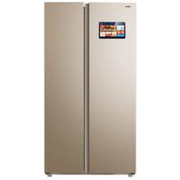 Meiling 美菱 BCD-570WPUCP 对开门冰箱 570升