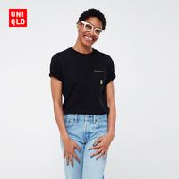 UNIQLO 优衣库 MANGA 柯南系列 印花T恤 421582