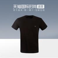 EA7 EMPORIO ARMANI阿玛尼男装T恤短袖男士简约百搭