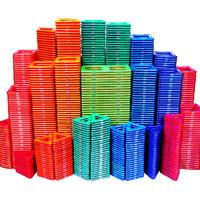 磁力片积木儿童磁性磁铁吸铁石玩具