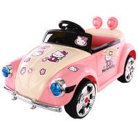 BEIDUOQI 貝多奇 復古甲殼蟲兒童電動車