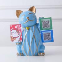 Hoatai Ceramic 陶瓷招财猫创意摆件