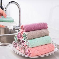 噢爸兔丨不沾油加厚洗碗巾  2条