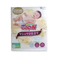 GOO.N 大王 棉花糖系列 纸尿裤 S60片