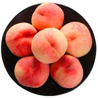水蜜桃现货5斤新鲜水果脆桃整箱现季桃子10应季当季毛桃带箱包邮 *2件