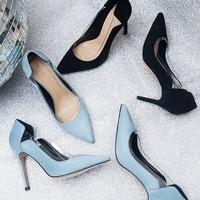 Luiza Barcelos 女士羊皮高跟鞋